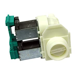 Supplying Demand 422244 Washing Machine Dual Water Valve Compatible With Bosch