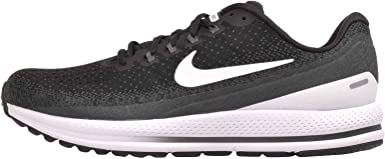 Nike Air Zoom Vomero 12 - Zapatillas de running para hombre, para hombres, Negro Blanco Antracita, 11.5 UK: Amazon.es: Zapatos y complementos