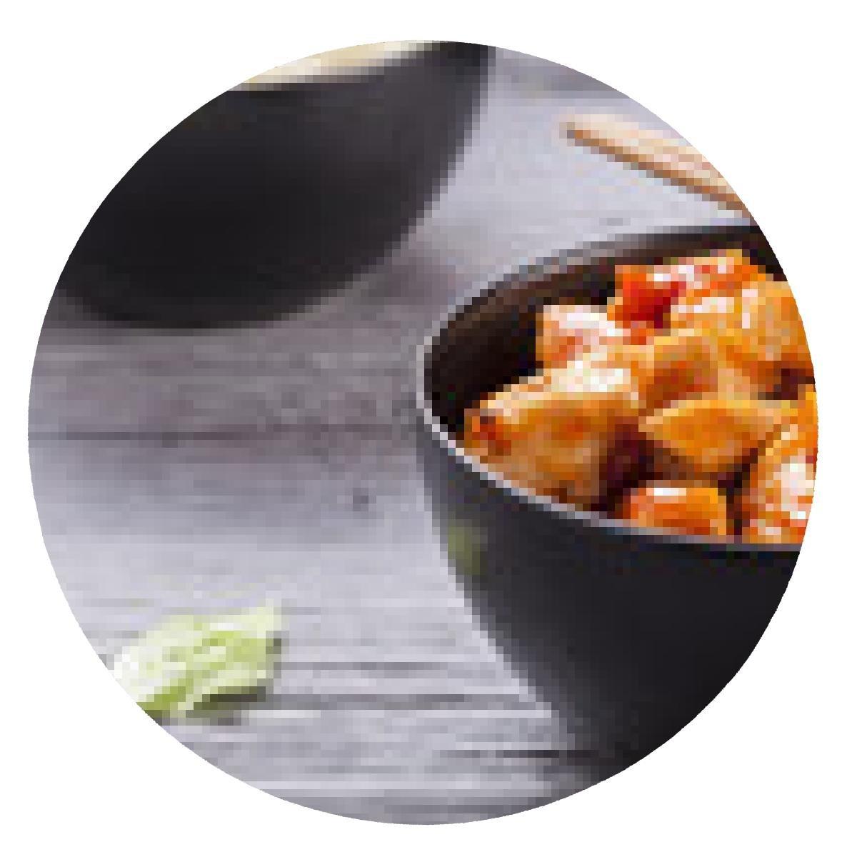 alfombrilla de ratón china de pollo salsa agridulce: Amazon.es: Electrónica