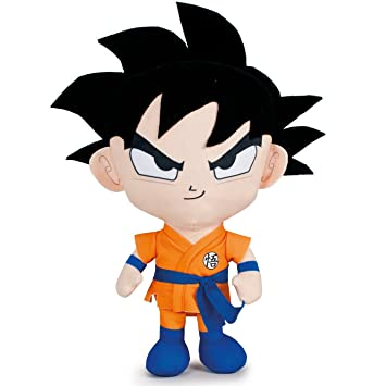 Play by Play OUSDY - Peluches Personajes Dragon Ball Super 760016801 28CM 4MODELOS (Goku)