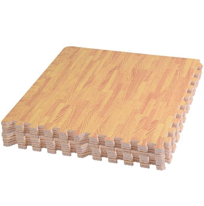 Amazon.com: Colchón de espuma EVA 48 pies cuadrados baldosas ...