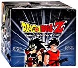 Dragon Ball Z Saiyan Saga 36ct Booster Box (Limited Edition)