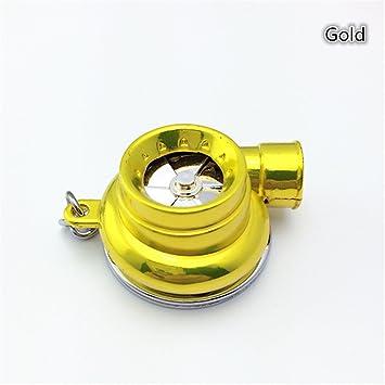 Llavero turbo eléctrico con luz LED, encendedor y sonido de ...