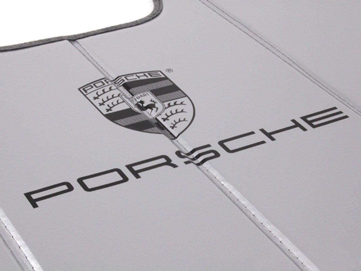 Genuine OEM Porsche Carrera Sunshade Sun Shade Front Window Sunshield (2005-2011)