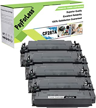 CF287X 87X Toner Cartridge For HP LaserJet Enterprise M501dn M506dn M506n M527z