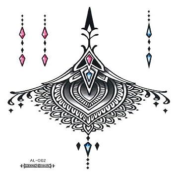 Respetuoso del medio ambiente impermeable brazo de la flor tatuaje ...
