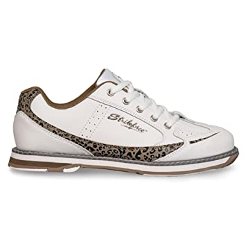 Amazon.com : KR Strikeforce Ladies Curve Leopard Bowling Shoes ...