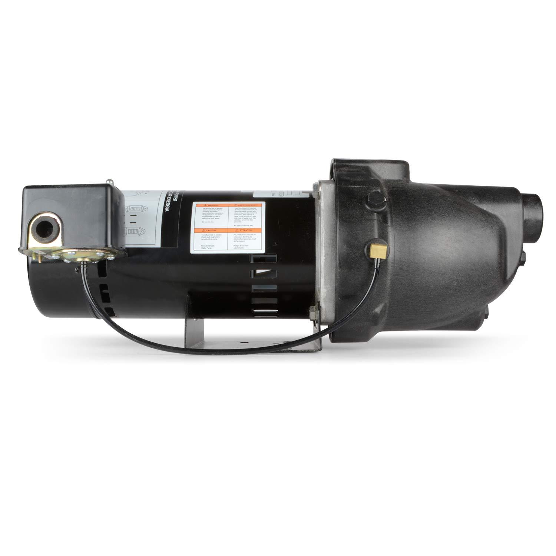 WaterAce WA7PJSW Jet Pump Black