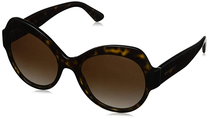 43e046b793 Image Unavailable. Image not available for. Colour: Sunglasses Dolce & Gabbana  DG 4320 502/13 HAVANA