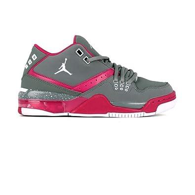 Basket 23 H15Amazon Flight Fille Chaussures Jordan Jr Greyfuschia n8mN0w