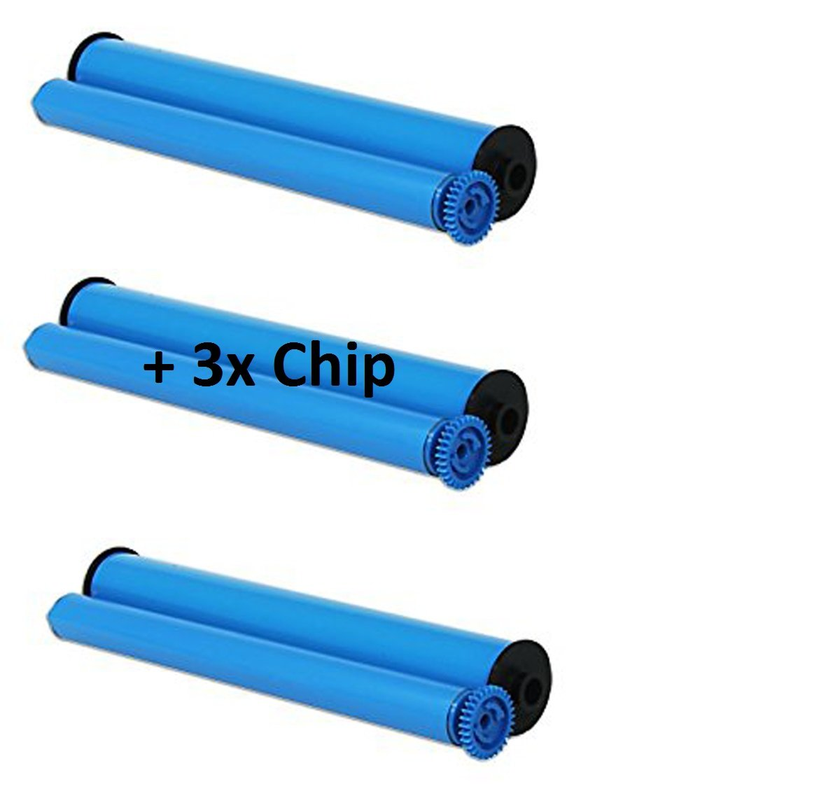 4x Inkfilm kompatibel mit Philips Magic 5 Basic//Philips Magic 5 Basic Dect//Philips Magic 5 Coulor Dect//Philips Magic 5 Eco Basic Dect//Philips Magic 5 Eco Classic//Philips Magic 5 Eco Primo