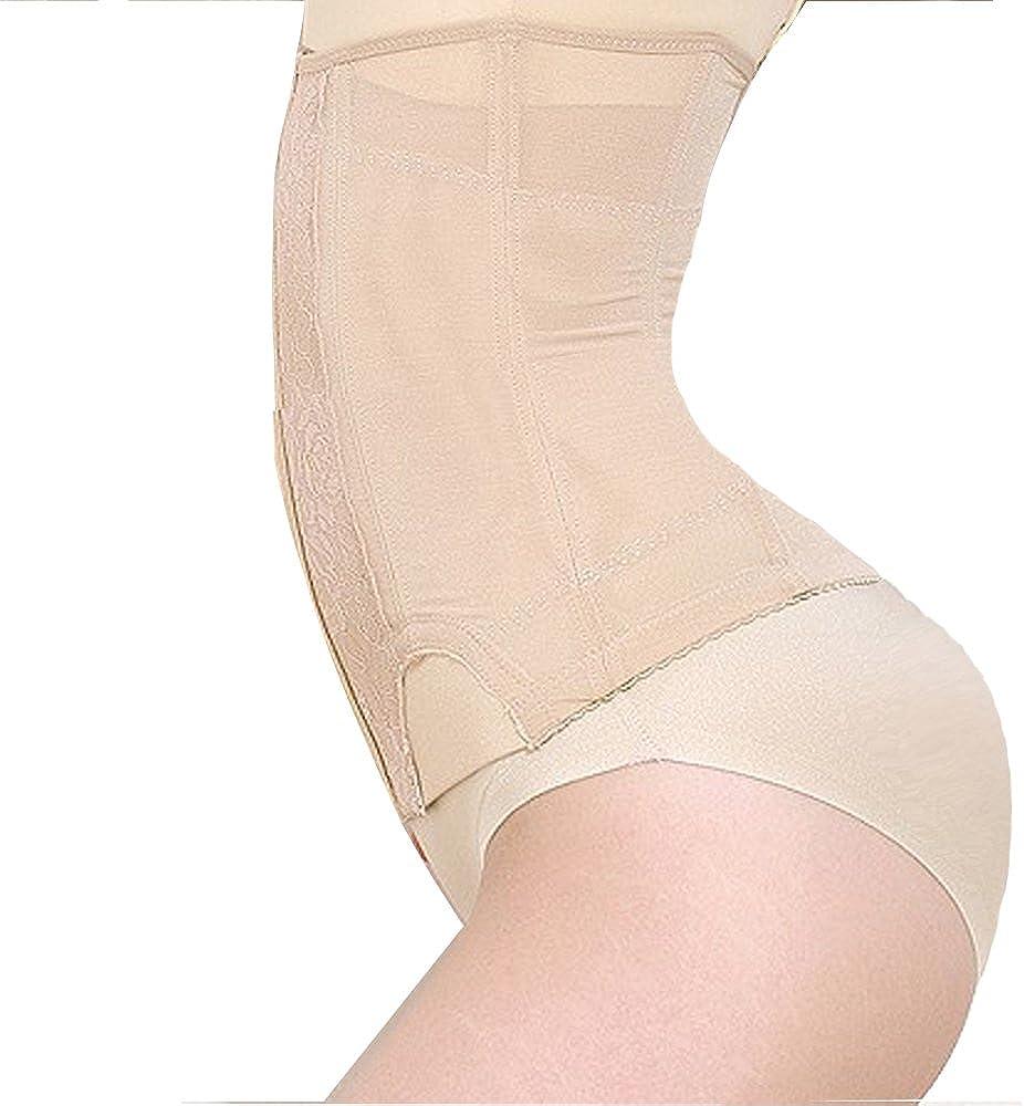 Femme Ceinture Postnatal Gaine Post-Partum Corset R/églable et Respirant Shapewear Ceinture Corset Minceur Ceinturon Corps