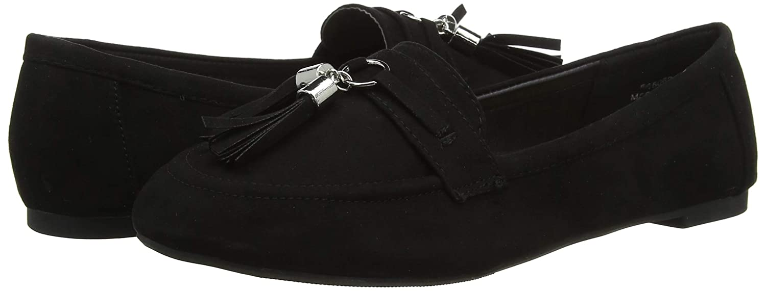 New Look Womens Wide Foot Jassel Loafers