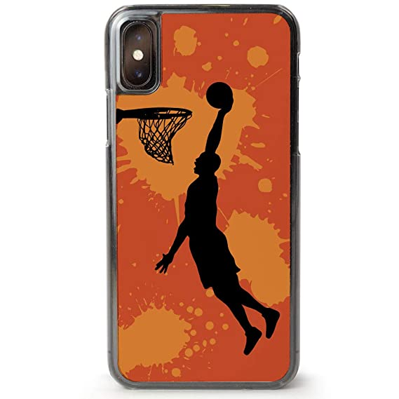 brand new 52102 0334d Amazon.com: Basketball iPhone 6/6S Case | Slam Dunk: Cell ...
