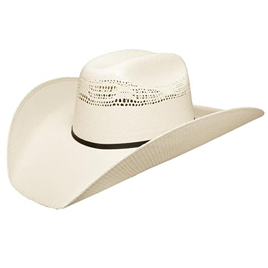 91bacbb6def Resistol Ringer - (7X) Bangora Straw Cowboy Hat at Amazon Men s ...
