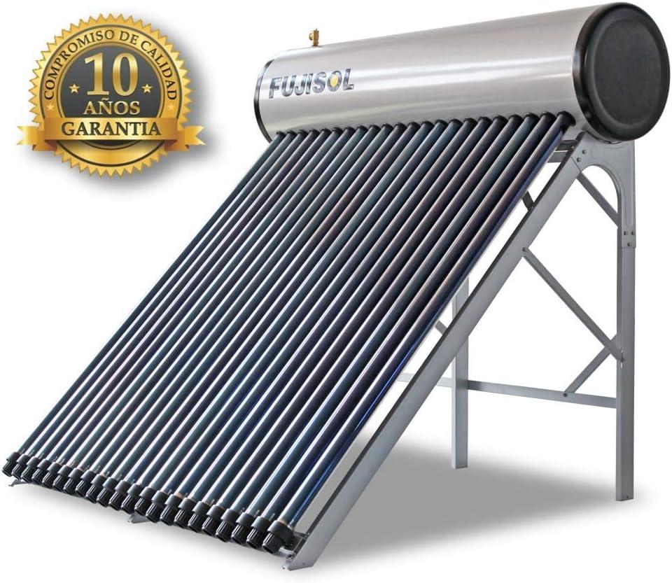 Las mejores placas solares para tener agua caliente