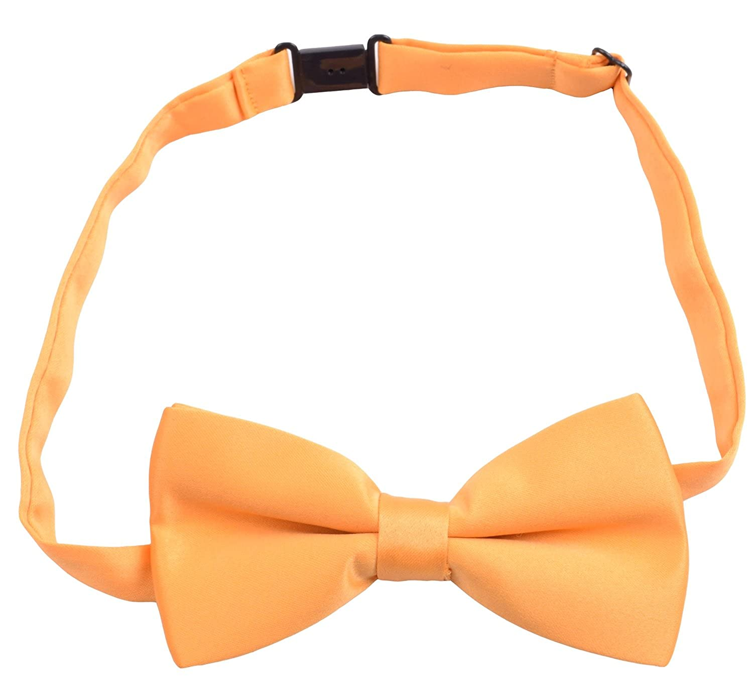 ORSKY Men's Adjustable Bow Ties lin-gj-a-M14