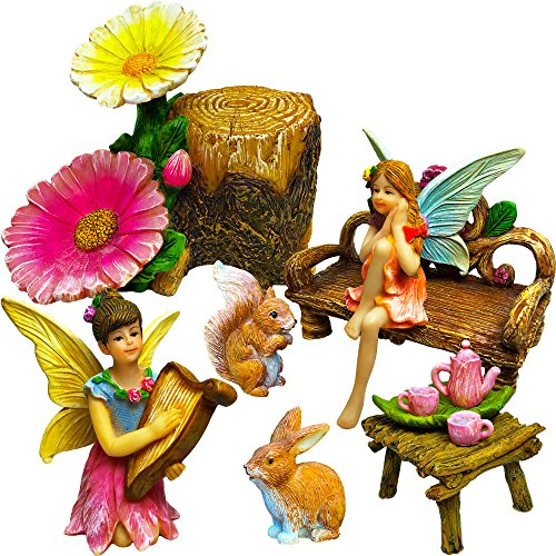 Mood Lab Fairy Garden Accessories product image