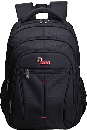 F Gear Royal V2 Polyester 30 Ltrs Black Laptop Backpack (1318 ...