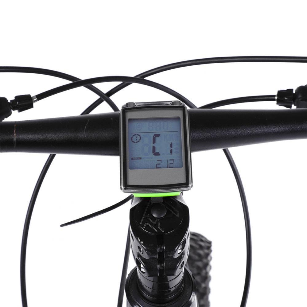 T-best Bike Computer,Waterproof Wireless Bike Computer Heart Rate Sensor LCD Screen Cycling Accessory Kit by T-best (Image #5)