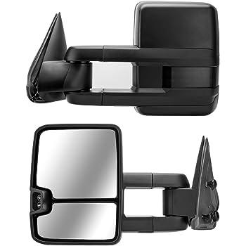 Amazon Com Eccpp Towing Mirrors High Performance