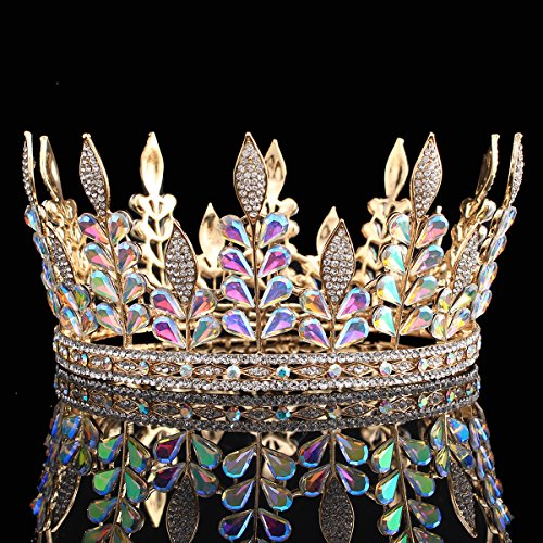 fumud-height-34-big-crown-full-tiara-wedding-crown-cride-gold-leaf-rhinestone-tiaras-royal-ab-drill-