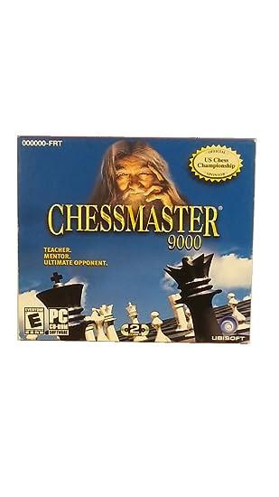 chessmaster 9000 portable