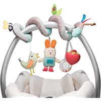Taf Toys Garden Spiral | Baby's Fun Accessory for Car Seat and Pram Etc, Hanging Rattling Toys, Easier Parenting, Keeps…