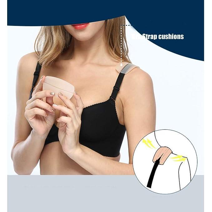 Amazon.com: 3 pares de almohadillas de silicona ...