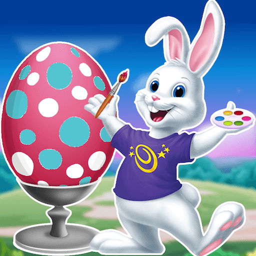Easter Bunny Coloring Pages  - Coloring Book - Easter Egg 2019 Coloring Book ]()