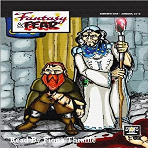 Fantasy And Fear Volume 1 Audiobook