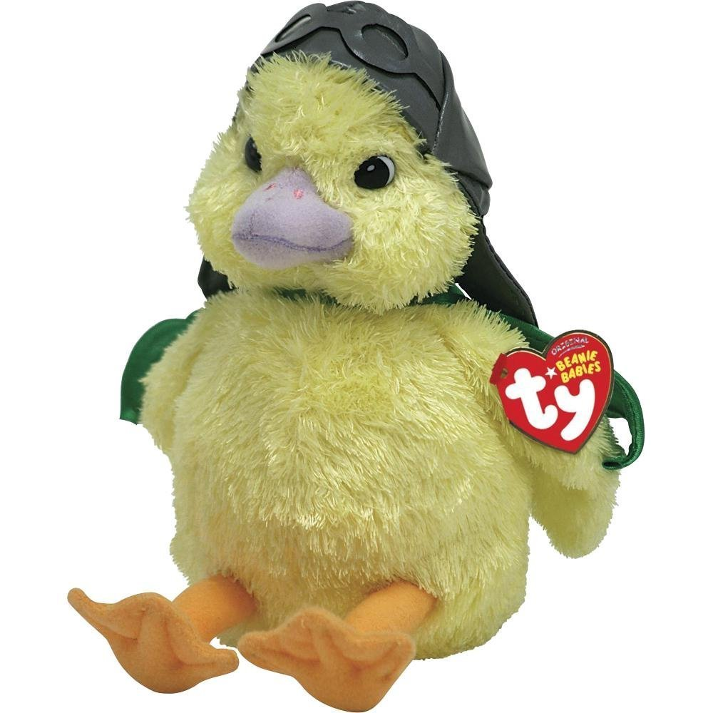 27570bde0e7 Amazon.com  Ty Beanie Babies Ming-Ming Duckling Wonder Pet  Toys   Games