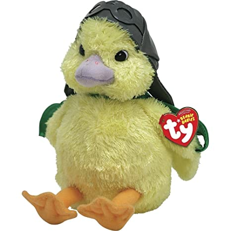 Image Unavailable. Image not available for. Color  Ty Beanie Babies Ming- Ming Duckling Wonder Pet 7424cfbeba1c
