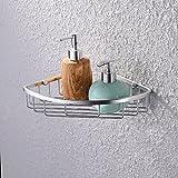 Best Kes Shower Caddies - KES Aluminum Tub and Shower Large Corner Basket Review
