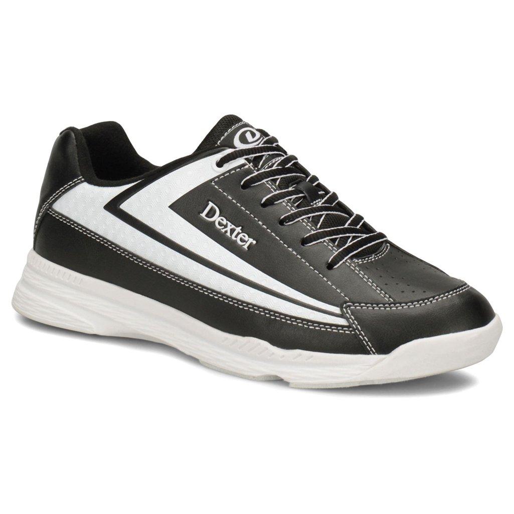 Dexter Boys Jack II Jr Bowling Shoes- Black/White