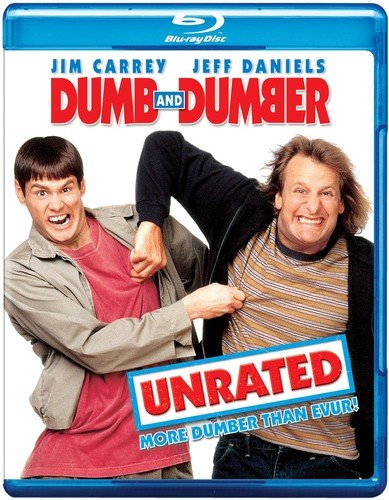 Dumb and Dumber (Unrated Edition) [Blu-ray] -