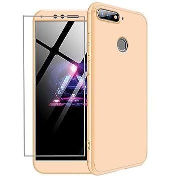 Funda Huawei Honor 7A/Y6 2018 Cubierta de 360°Caja AILZH ...