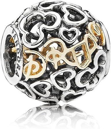 Carolyn Pandora 791436 Disney Believe Charm: Amazon.co.uk: Sports ...