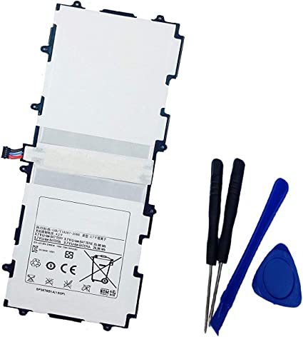 "New SP3676B1A 1S2P Battery For Samsung Galaxy Tab 2 10.1/"" GT-P5113TS Wi-Fi"