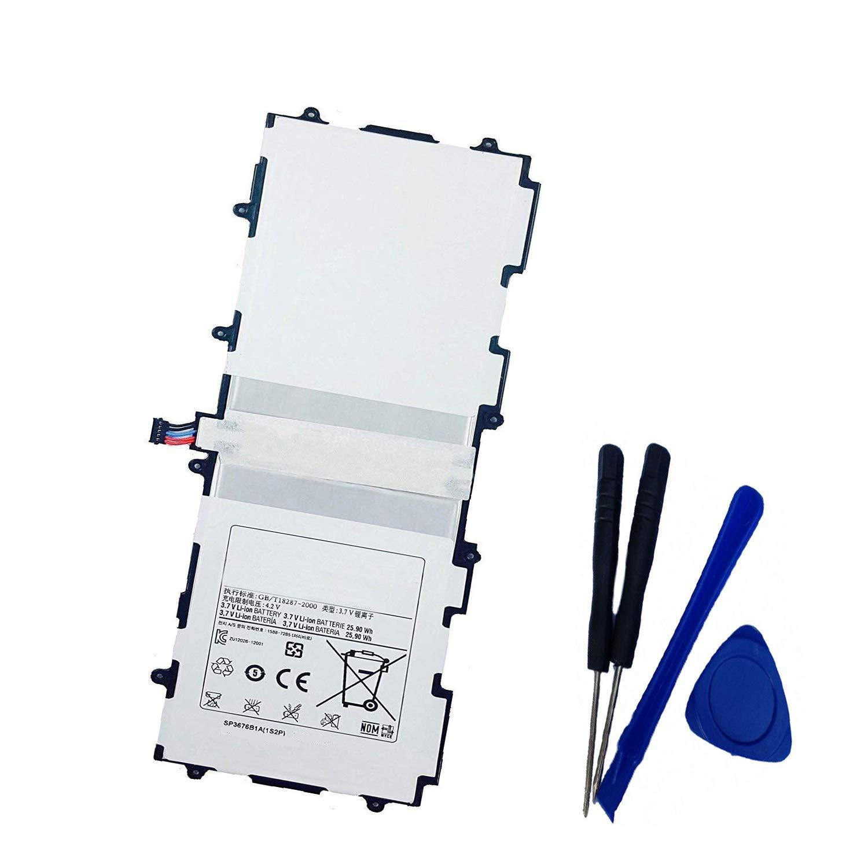 Bateria Tablet Sp3676b1a Para Samsung Tab 10.1 Gt-p5100 Gt-n