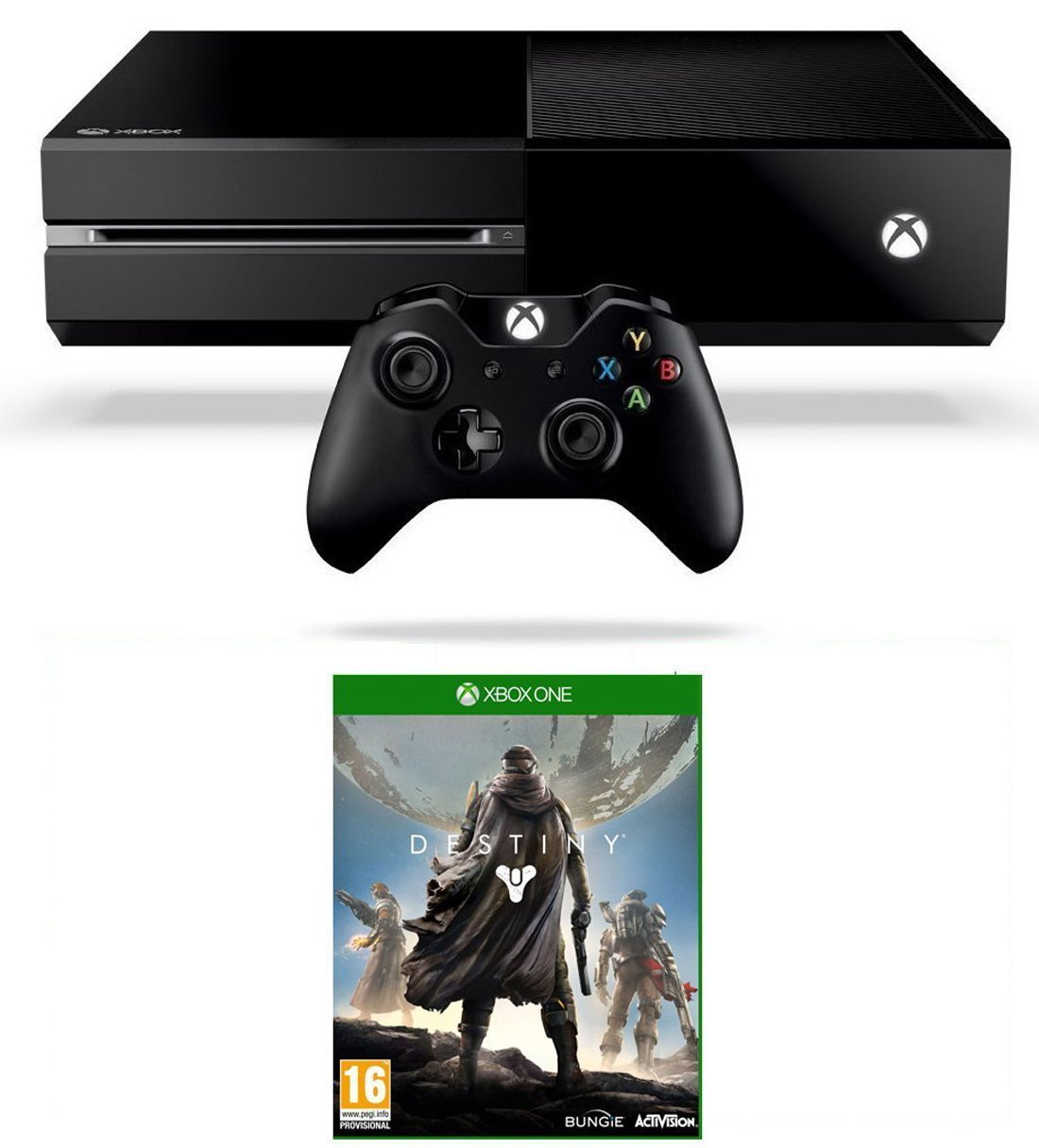 Xbox One Console with Destiny Amazoncouk
