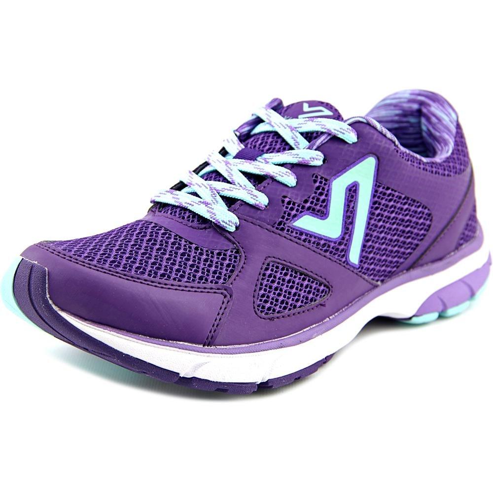 Vionic Women's Drift Satima Sneaker (Purple, 7)