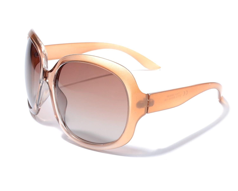 Jee occhiali da sole uomo donna polaroid oversized 3113