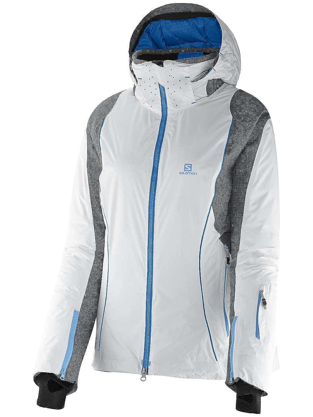 super popular edaf7 12f3e Outdoor Jacket Women Salomon Whitemount Mix Gore-Tex Motion ...