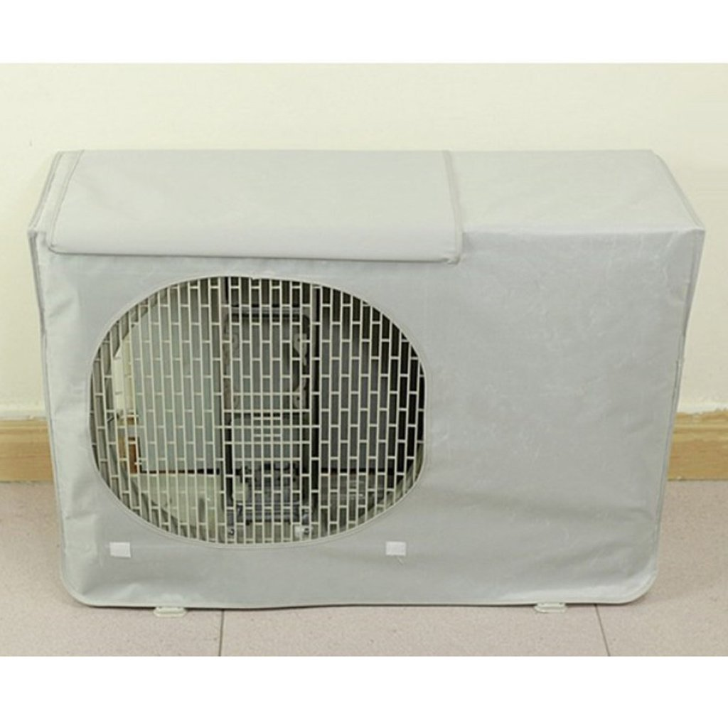 Cubierta de Protecci/ón de Acondicionador de Aire de Pa/ño de Oxford Durable Montada al Aire Libre # 1