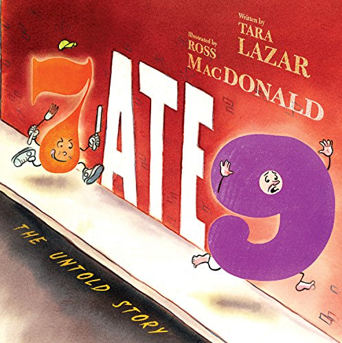 Book Cover: 7 Ate 9