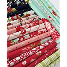 24 Fat Quarters Bundle of Bonnie & Camille's THE GOOD LIFE cotton quilting fabric - 6 yards total