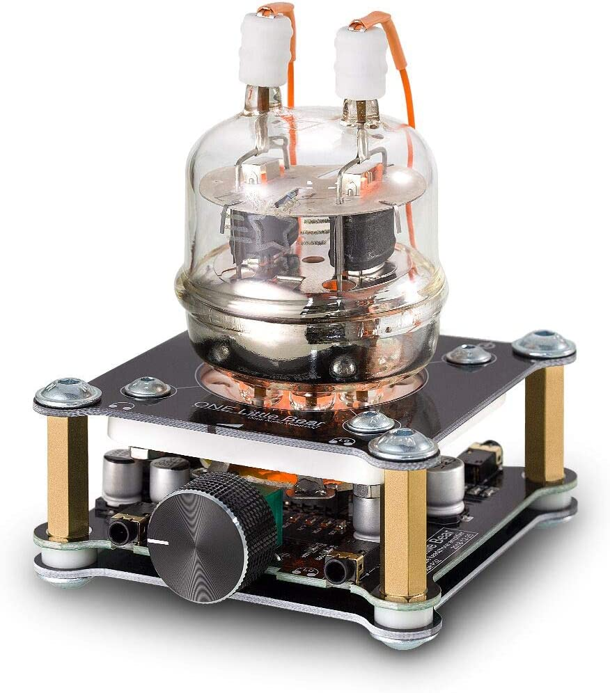 Nobsound Little Bear FU32(832A) Vacuum Tube Headphone Amplifier ; Mini HiFi Stereo Preamp