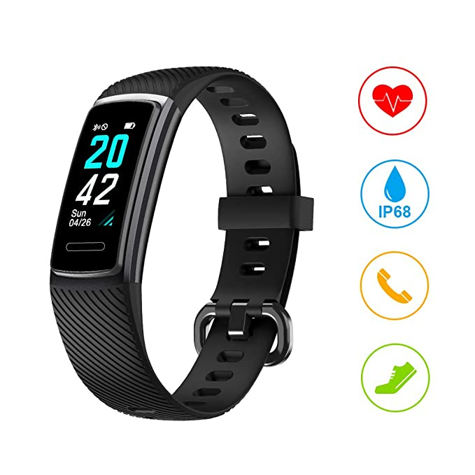 131 opinioni per Huyeta Fitness Trackers HR Orologio Activity Tracker sport Watch