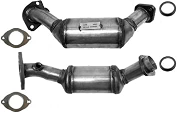 Amazon Com 100 All New Left Right Catalytic Converters For